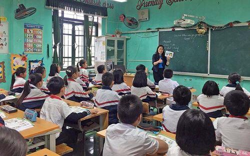 Bắc Giang nâng cao chất lượng dạy và học tiếng Anh