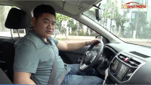 Video đánh giá xe: Trải nghiệm sự đa dụng của Toyota Rush