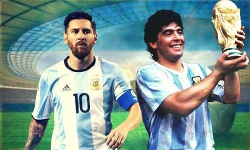 'Messi kém Maradona' và sự thật về kỳ World Cup 1986 của Argentina