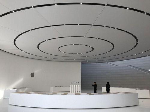 Tham quan 'đại bản doanh' nhiều bí ẩn của Apple