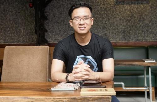 Chuyên gia khởi nghiệp Tạ Minh Tuấn: Mong muốn có nhiều doanh nhân hạnh phúc