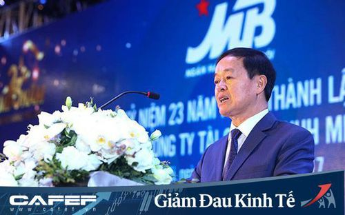 Chủ tịch MBBank: Ngành ngân hàng đối mặt với nguy cơ nợ xấu tăng cao vì dịch Covid-19