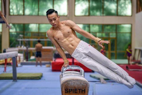 Giữa mùa Covid-19, VĐV vẫn miệt mài tập luyện nhắm tới Olympic 2021