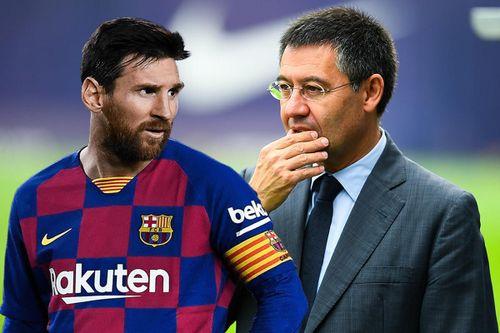 Messi và Barca xung đột tiền bạc: Ngày chia tay đến gần