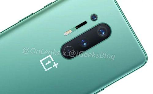Tiết lộ thông số kỹ thuật camera của OnePlus 8 Pro