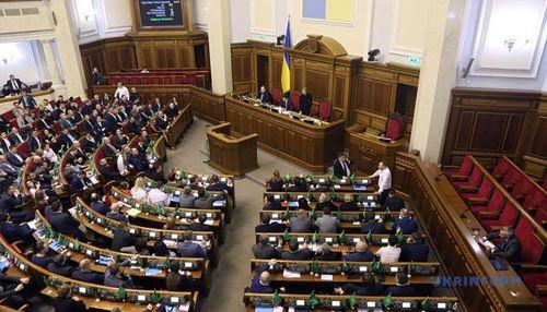 Ukraine điều chỉnh nhân sự khi dịch COVID-19 đang căng thẳng