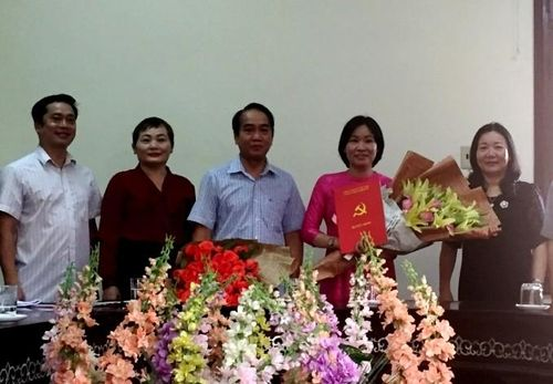 Ban Bí thư chuẩn y nhân sự Ủy ban Kiểm tra Tỉnh ủy Thừa Thiên Huế
