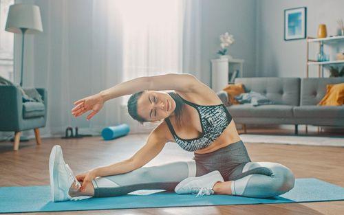 Bí quyết giúp bạn duy trì động lực tập thể dục tại nhà