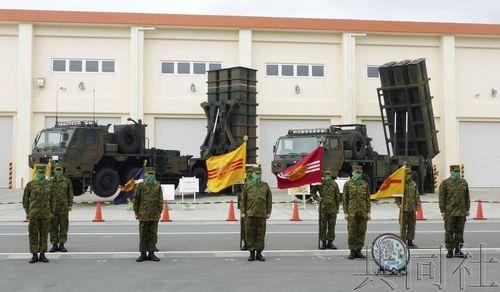 Nhật Bản tăng cường Patriot đề phòng Trung Quốc 'nhòm ngó'