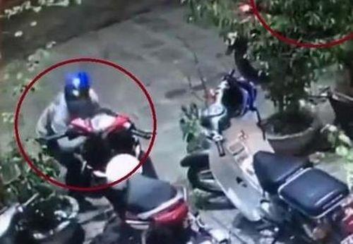 Bắt 'ổ nhóm' gây ra hơn 30 vụ trộm cắp xe máy ở Bắc Ninh