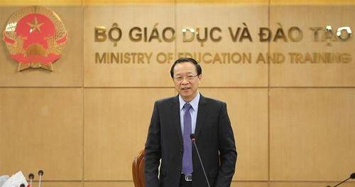 Thứ trưởng Bộ Giáo dục và Đào tạo Phạm Ngọc Thưởng là thành viên Ban Chỉ đạo cải cách hành chính của Chính phủ