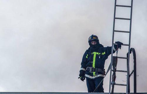 Cháy viện dưỡng lão ở thủ đô Moscow, 2 người thiệt mạng