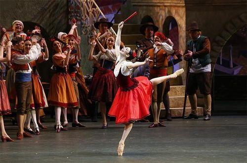Phát trực tuyến bộ sưu tập 'vàng' của nhà hát opera và ballet nổi tiếng nước Nga Bolshoi