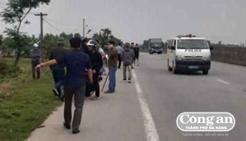 Đã bắt giữ được phạm nhân bỏ trốn ở Trại giam Xuân Hà