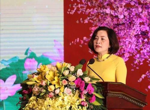 Chân dung tân Phó Trưởng Ban Tổ chức T.Ư Nguyễn Thị Thanh