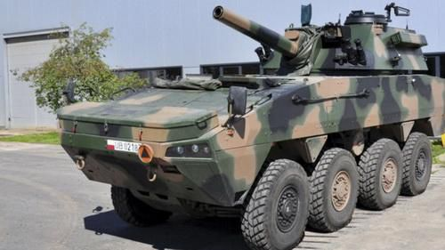 Ba Lan đặt mua số lượng lớn cối tự hành Rak và súng trường tấn công Grot
