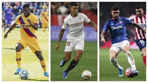 Bóng đá châu Âu săn đón các trung vệ