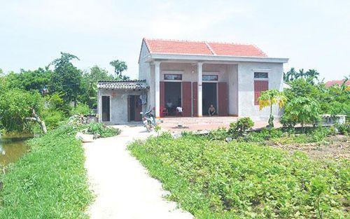 Thanh Hóa: Hỗ trợ 573 hộ gia đình xây dựng nhà ở phòng, tránh bão, lũ