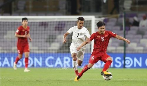 Quang Hải lọt vào nhóm cầu thủ tấn công ấn tượng nhất châu Á