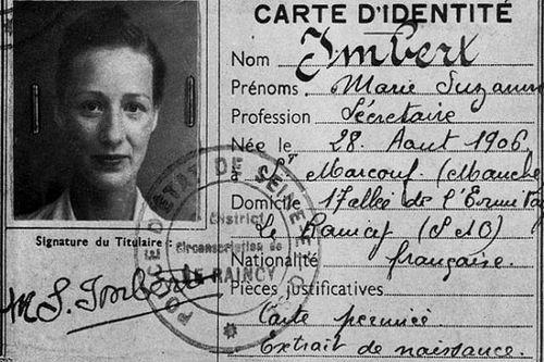 Nữ điệp viên Pháp khả ái khiến phát xít Đức kiêng dè
