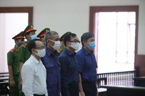 Bác kháng án, giữ hình phạt tù loạt cựu cán bộ lãnh đạo TPHCM