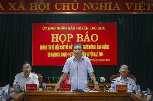 Làm rõ trách nhiệm, xử lý nghiêm tổ chức, cá nhân chi trả sai đối tượng bảo trợ xã hội tại huyện Lạc Sơn (Hòa Bình)