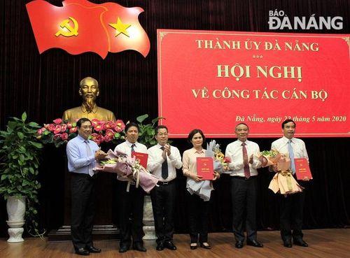 Quảng Ninh, Đà Nẵng điều động, bổ nhiệm lãnh đạo mới