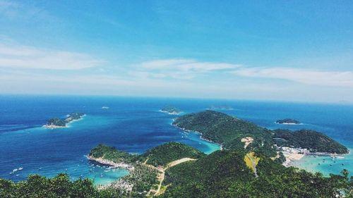 Đến đảo Nam Du không thể bỏ qua những điểm check-in đẹp hoang sơ