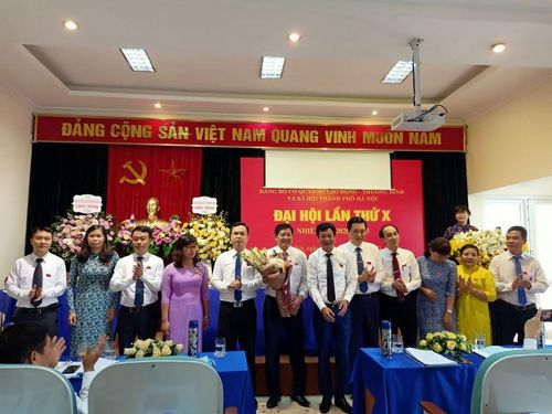 Đại hội Đảng bộ Sở LĐTB&XH Hà Nội: Đề ra nhiều chỉ tiêu thiết thực bảo đảm an sinh xã hội