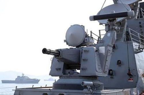 Hải quân Hàn Quốc sẽ sử dụng hệ thống CIWS nội địa