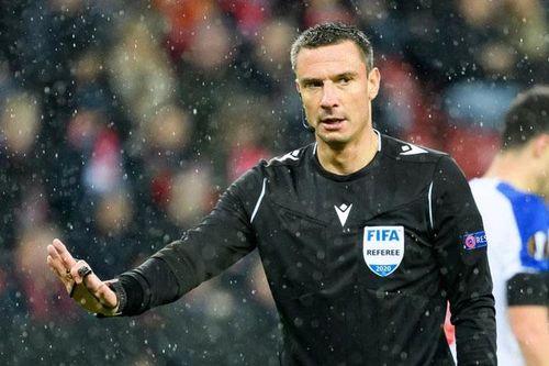 Trọng tài Champions League bị bắt giữ vì liên quan đến đường dây ma túy