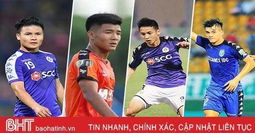 Hàng loạt ngôi sao bóng đá Việt Nam 'đổ bộ' Hà Tĩnh trong tháng 6