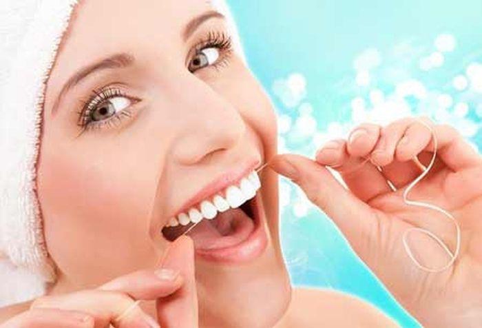 Những người da trắng với những lời khuyên chăm sóc răng