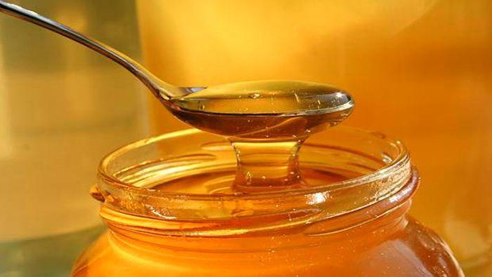 mật ong trị đờm