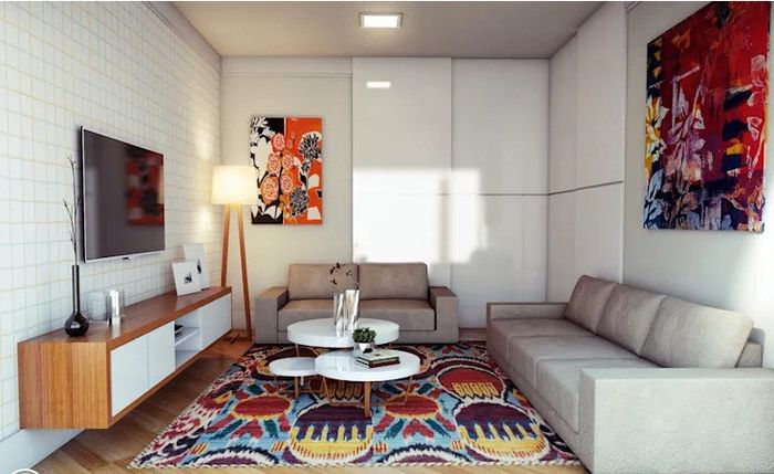 6 111078 - 10 mẫu sofa nhỏ đẹp cho phòng khách đáng tham khảo