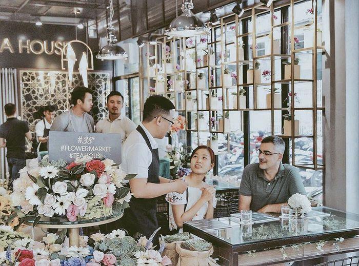38 Flower Market Tea House - Mô hình kinh doanh độc đáo của Starup nổi tiếng 25f504643d25d47b8d34