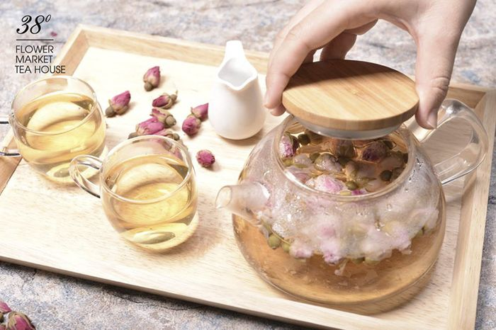 38 Flower Market Tea House - Mô hình kinh doanh độc đáo của Starup nổi tiếng 9794bc0585446c1a3555