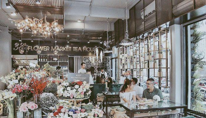 38 Flower Market Tea House - Mô hình kinh doanh độc đáo của Starup nổi tiếng adb38022b963503d0972