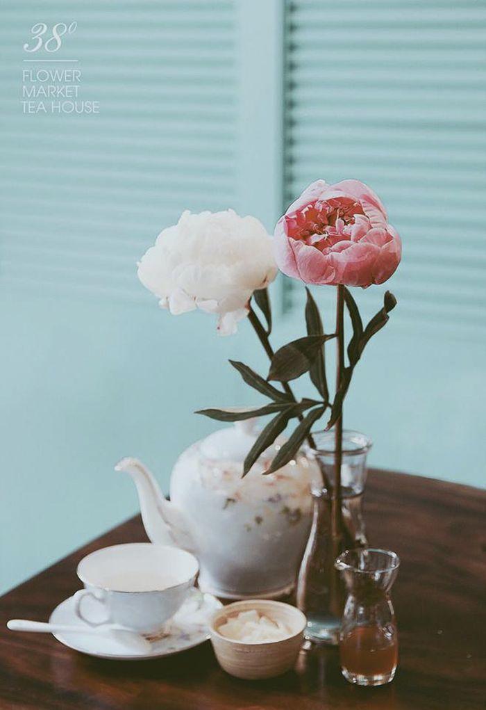 38 Flower Market Tea House - Mô hình kinh doanh độc đáo của Starup nổi tiếng eac0f951c010294e7001