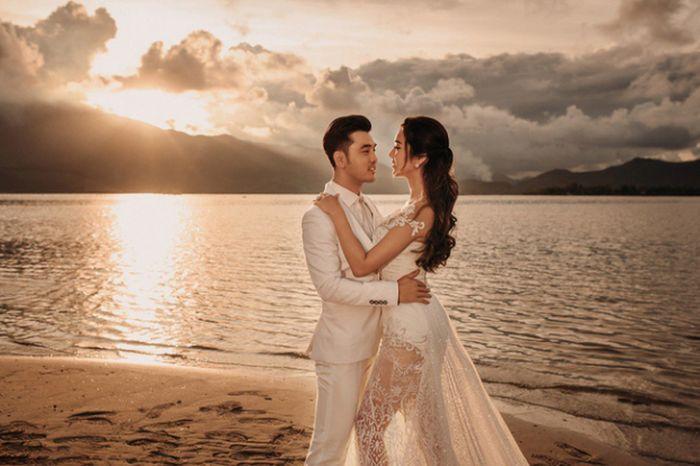 Ngắm trọn bộ ảnh cưới khiến ai cũng xuýt xoa của Ưng Hoàng Phúc và Kim Cương 3