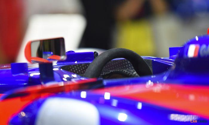Chiêm ngưỡng xe đua Công thức 1 của Honda tại triển lãm Ôtô Việt Nam 2018