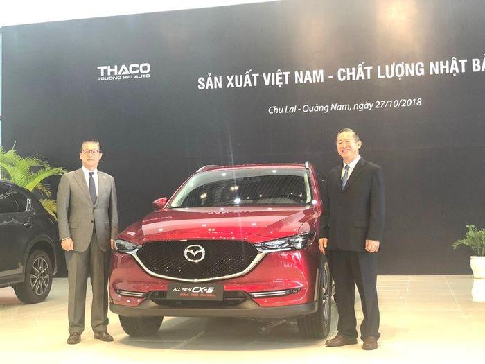 Ôtô Việt Nam đạt chất lượng sản xuất như Nhật Bản