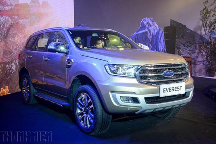 Ford khẳng định lô xe Ranger, Everest về Việt Nam không dính lỗi hộp số