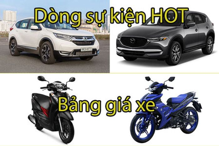 XE HOT QUA ẢNH (30/10): Hé lộ thời điểm Honda Brio về Việt Nam, loạn giá xe dịp cuối năm