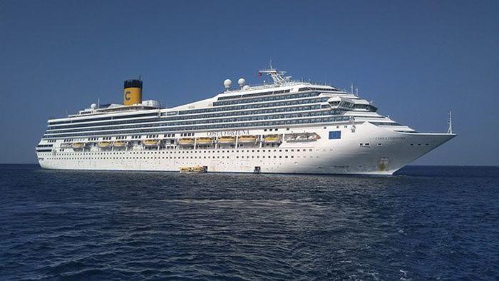 tàu biển quốc tế đến Phú Quốc