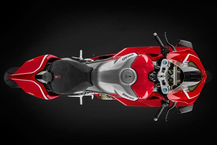Siêu mÔtô thương mại Ducati Panigale V4 R 2019 'dát' công nghệ xe đua