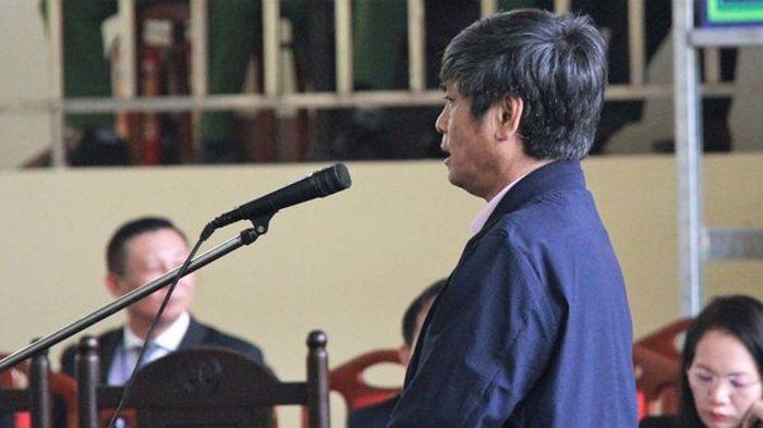 Bị cáo Nguyễn Thanh Hóa. (Ảnh: Đình Hiếu)