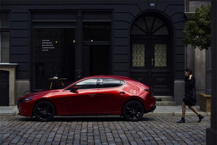 mazda3 2019 chính thức ra mắt: Động cơ không bugi, giá chưa công bố