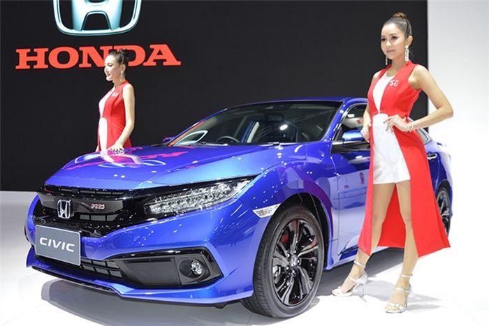 Cận cảnh Honda Civic 2019 giá từ 618,5 triệu sắp về Việt Nam