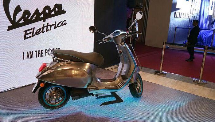 Xe máy điện Vespa Elettrica và những mẫu xe mà Piaggio sắp đưa về Việt Nam